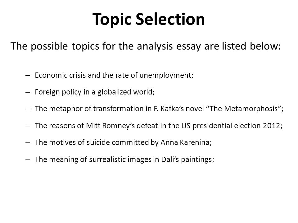 plan for an essay persuasive