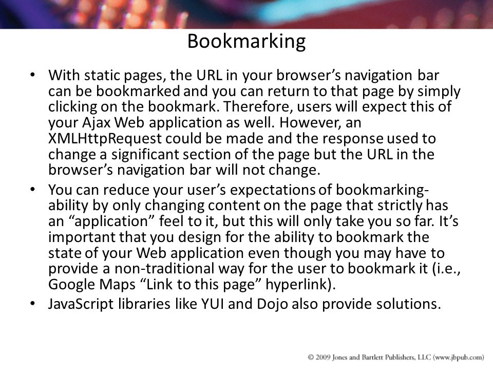 Chapter 5 Web Remoting Techniques – the A in Ajax  - ppt