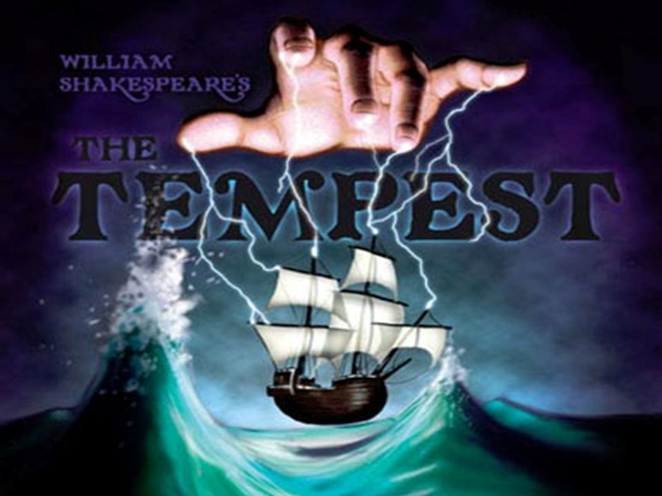 Shakespeare's The Tempest A Y8 Starter Strand  - ppt download
