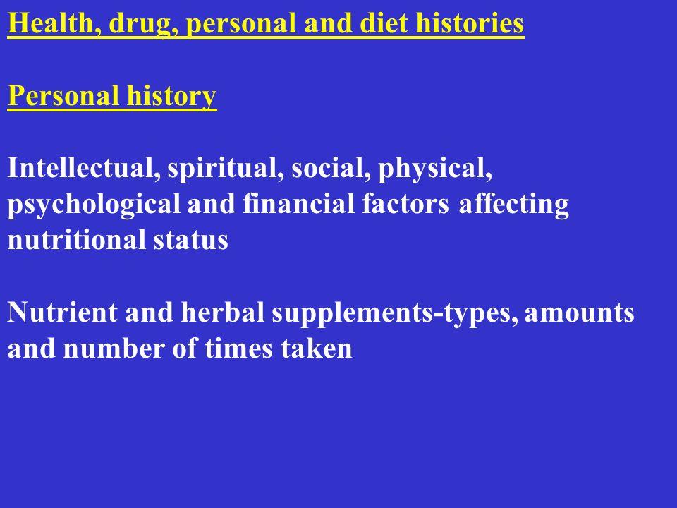 financial factors affecting health