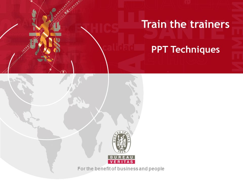 train the trainers ppt techniques for the benefit of business and