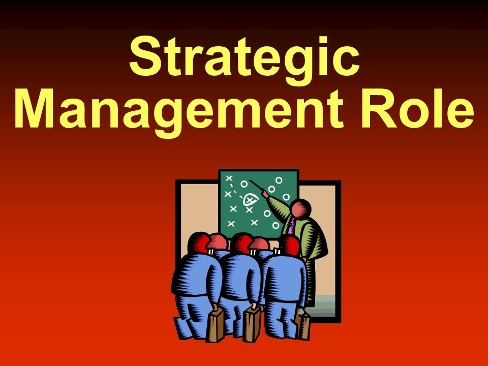  Strategic Management Role  Enabler Consultant Role  Monitoring and Maintaining Role  Change and Knowledge Facilitator Role  Innovator Role