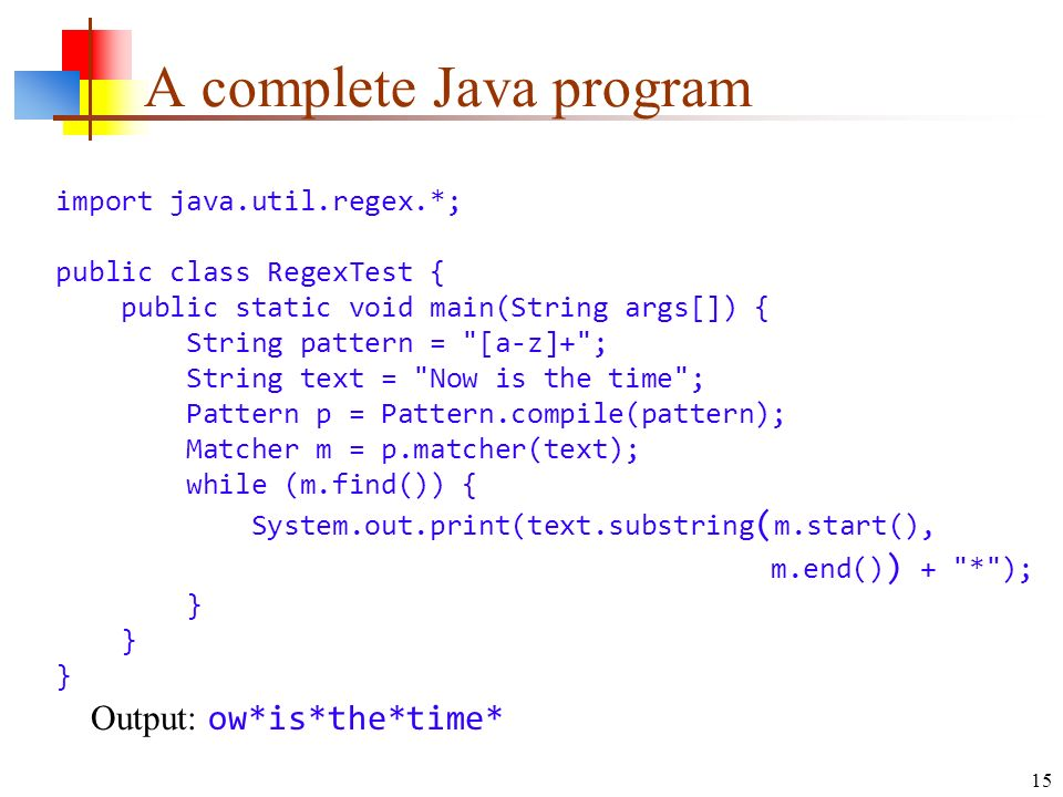 "60Sep60 Regular Expressions About ""Regular"" Expressions In A Extraordinary Java Pattern Compile"