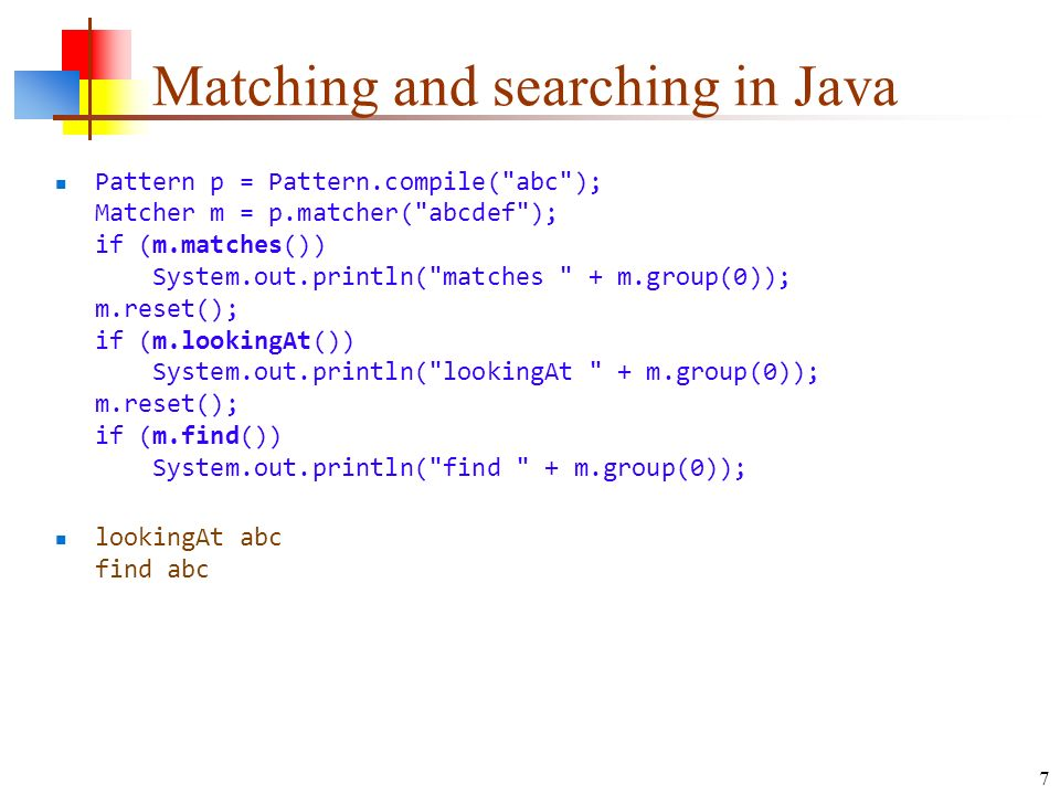 "60Sep60 Regular Expressions About ""Regular"" Expressions In A Delectable Java Pattern Compile"