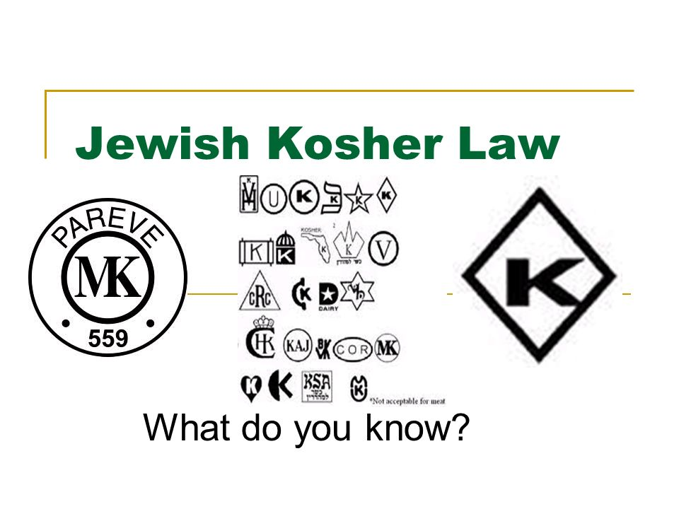 Jewish Kosher Law What Do You Know Keeping Kosher At Home Meat And