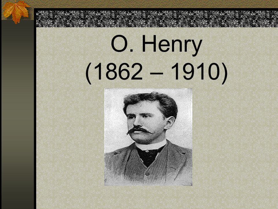 o henry themes