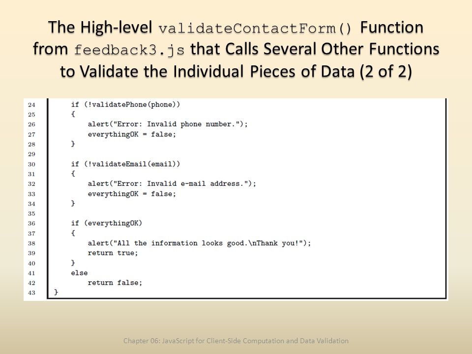 Validating data in javascript what is a number