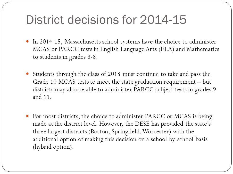 Melinda J Boone Ed D Report Of The Superintendent