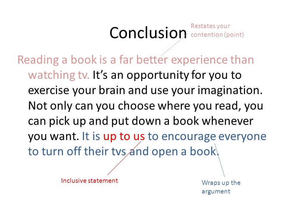 why reading is more beneficial than watching television