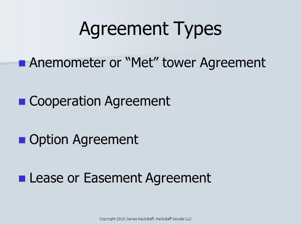 Land Agreements Presented To Blm Weats 1 Hackstaff Gessler Llc