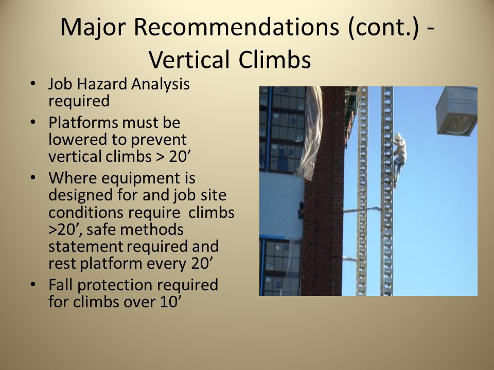 Reaching Higher Recommendations For The Safe Use Of Mast