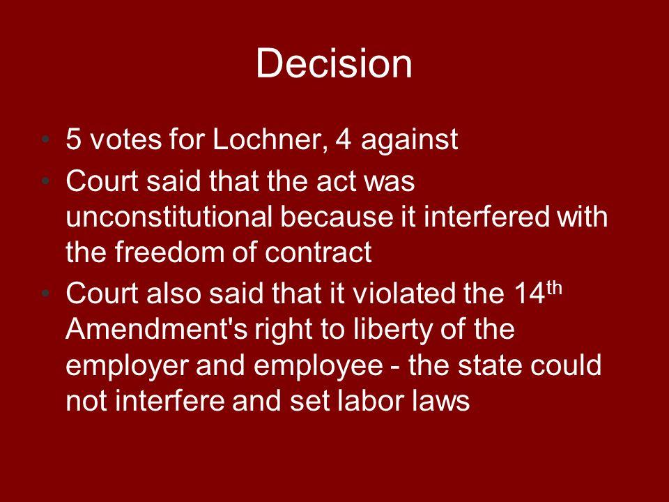 21 Decision