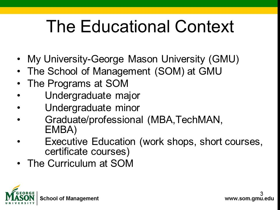 1 The Role of Psychology in Management Education Richard Klimoski ...