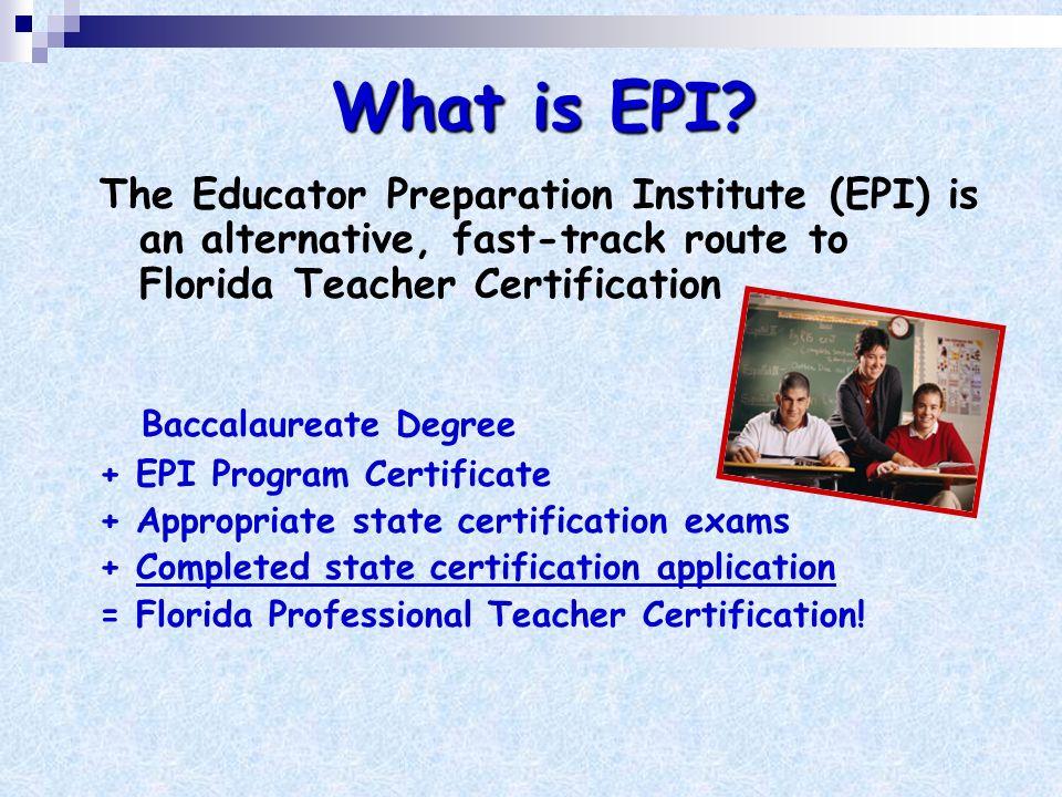 okaloosa-walton college educator preparation institute. - ppt download