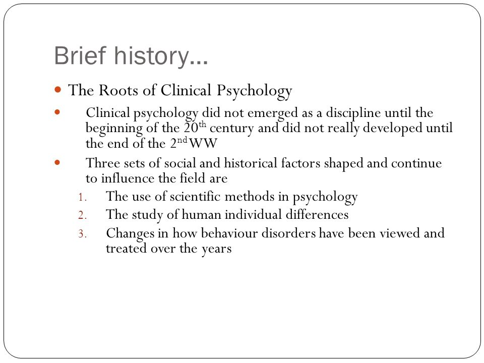 definition and history of psychology Psychology, scientific discipline that studies mental states and processes and behaviour in humans and other animals the discipline of psychology is broadly divisible into two parts: a large profession of practitioners and a smaller but growing science of mind, brain, and social behaviour.