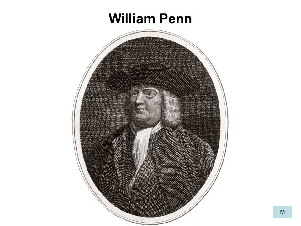 William Penn M