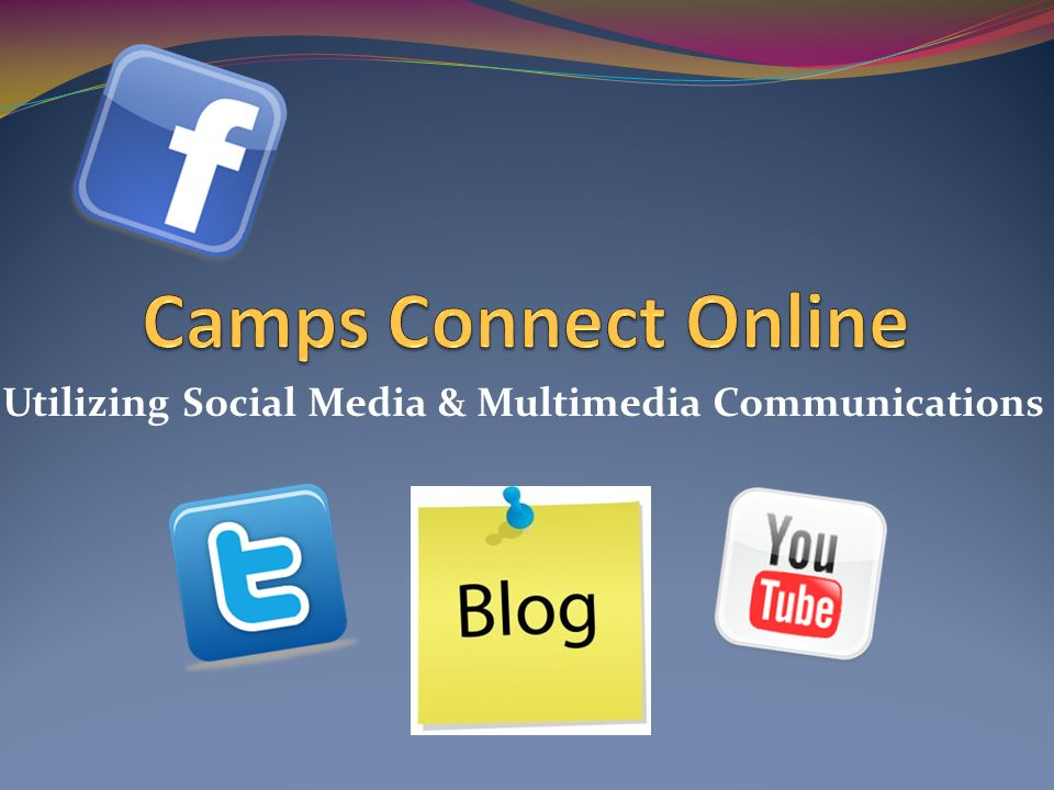 Utilizing Social Media & Multimedia Communications
