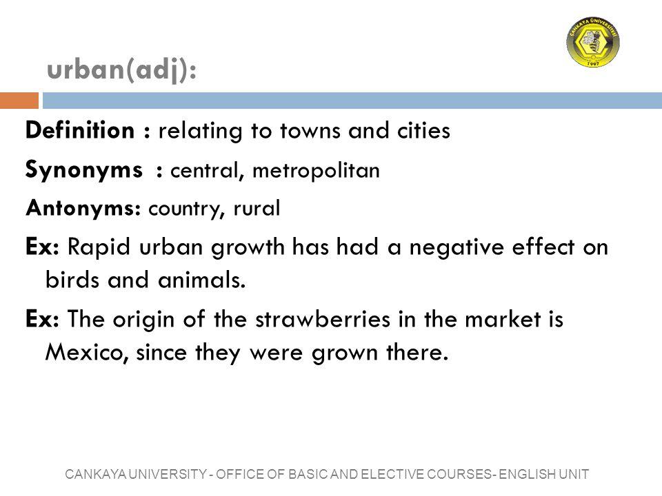 206ar Week 111213 Urban Planning Safe Cities Vocabulary Reading