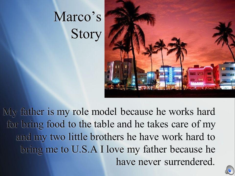 my role model presentation