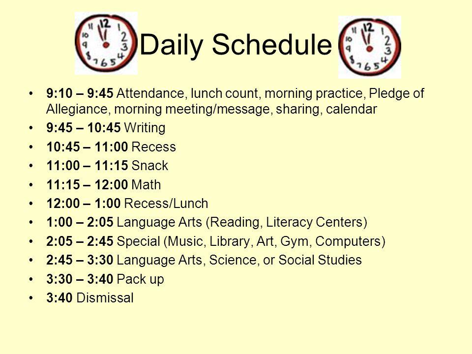 Towson Calendar.1 Sm S First Grade Class About Me Education Council Rock K 12