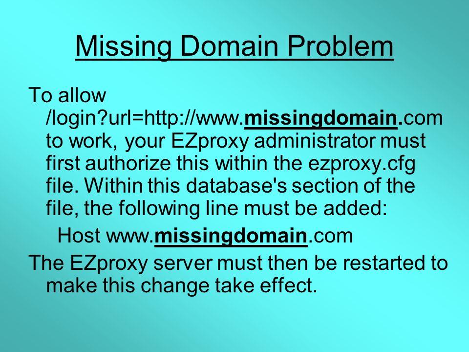 University of Kentucky Proxy Service Presentation By Kelly