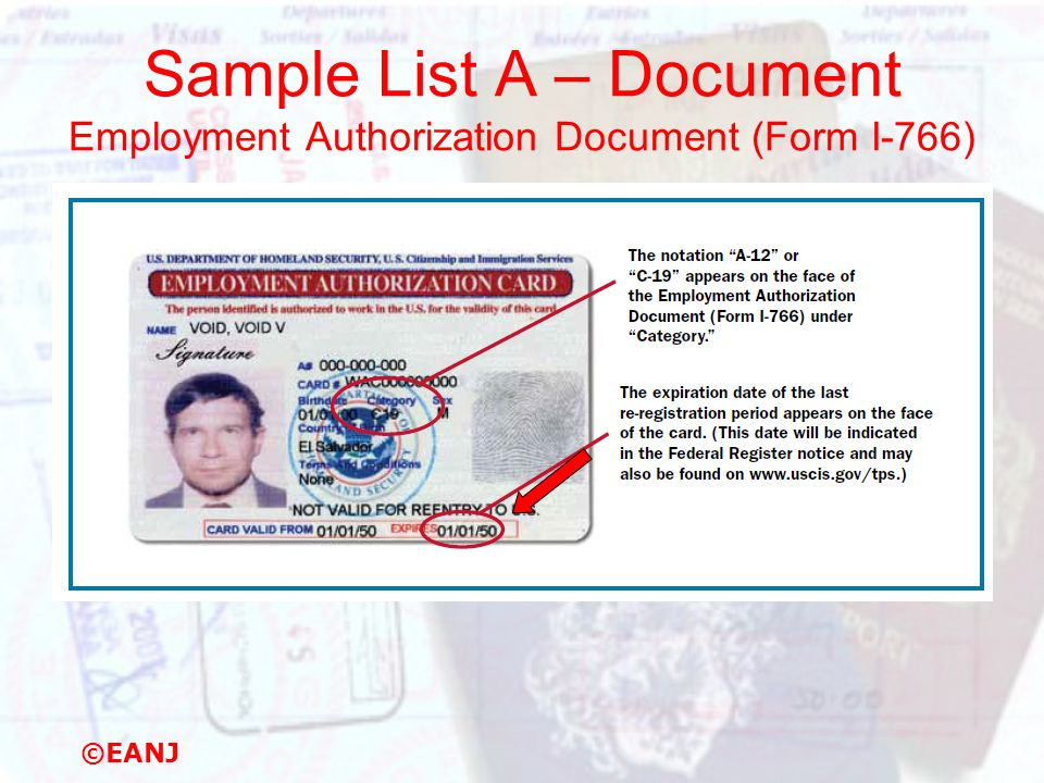 Uscis starts issuing a single combined ead/advance parole card.