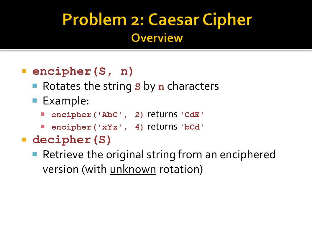 Spring  Evolving Lists & Lights On!  Caesar Cipher  Looks Good