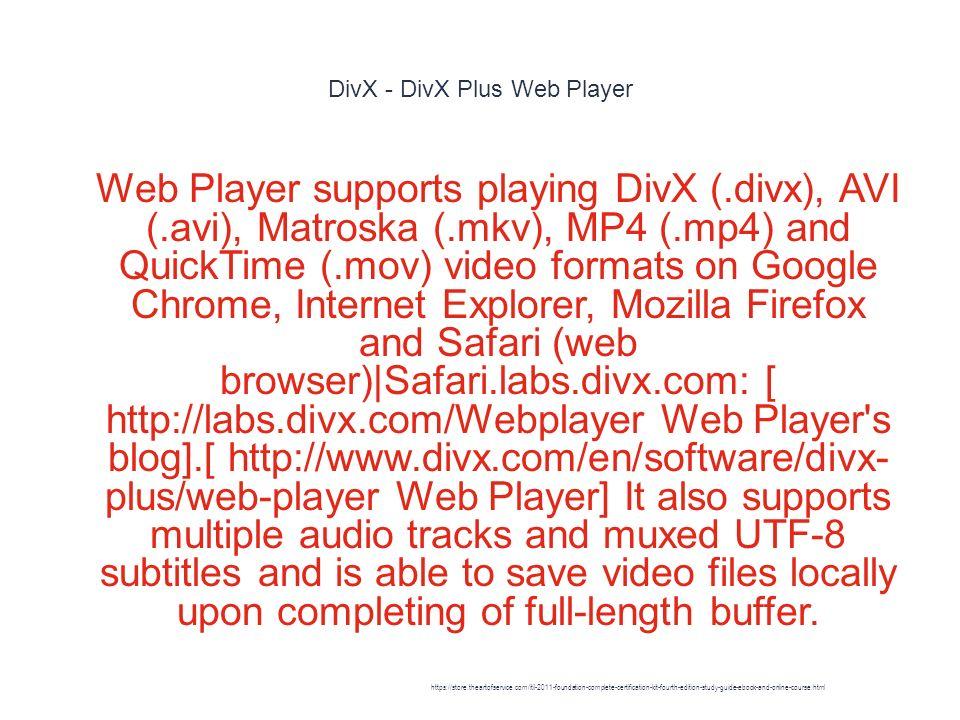 DIVX - ppt download