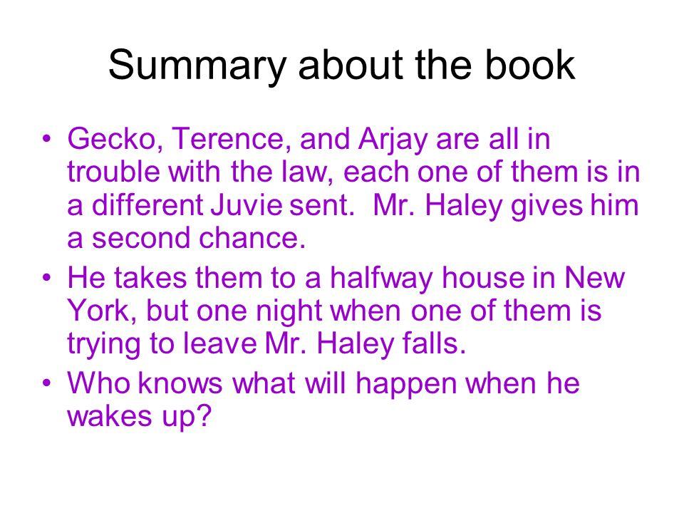 The Juvie Three Fiction Gordon Korman Tucker Smith. - ppt download