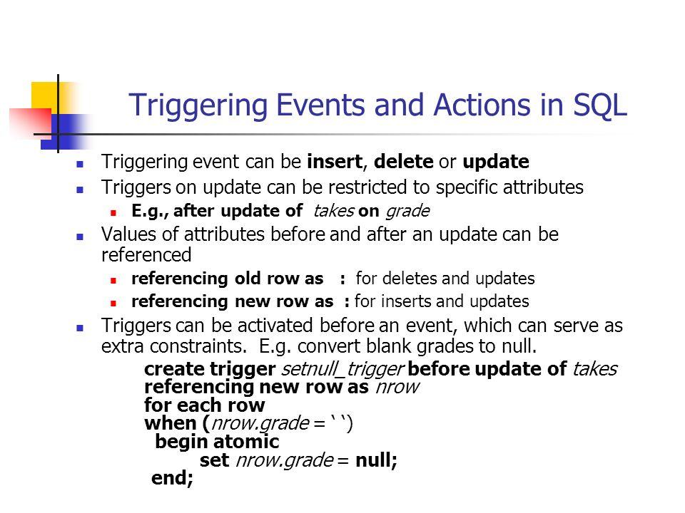 homework 4.3 triggering rollback