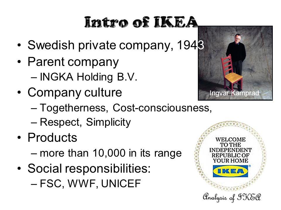 ikea company culture