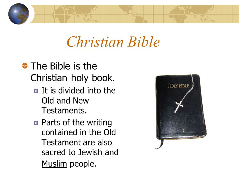 Christianity Jesus was a Jew and Judaism influenced Christianity greatly.