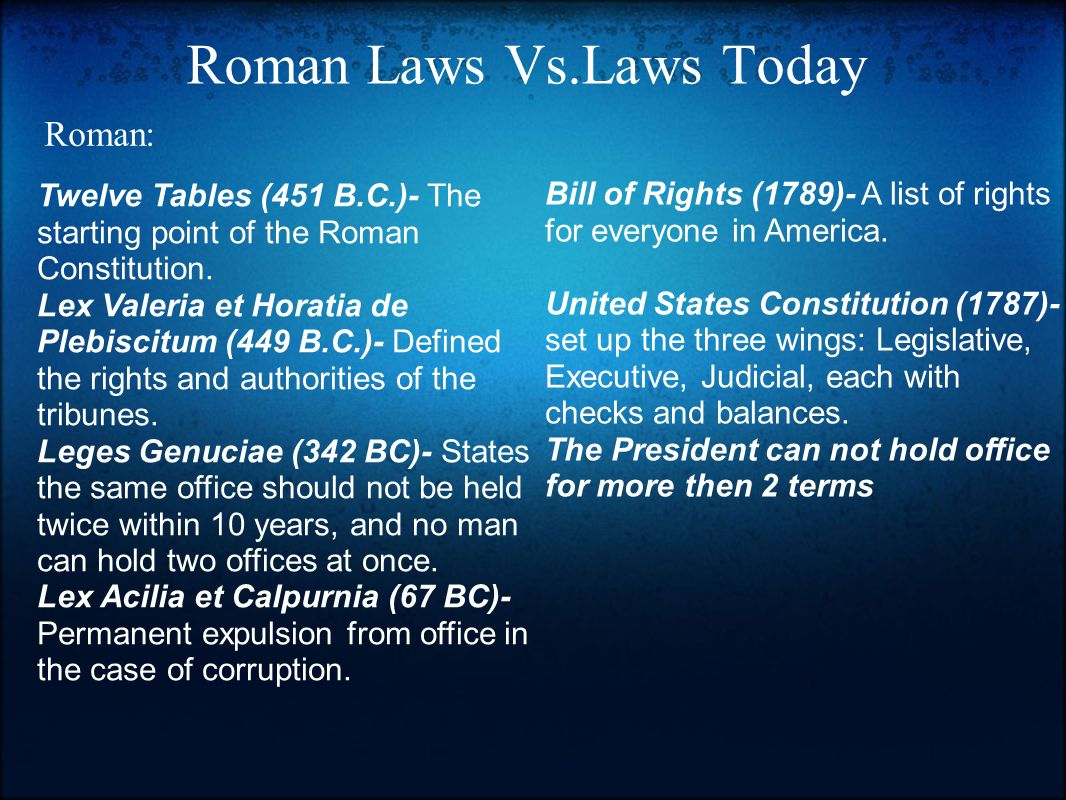 12 tables of roman law definition
