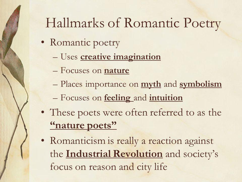 Most famous romantic poets