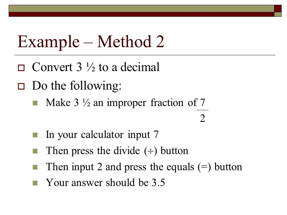 MJ2A Ch 5 1 – Writing Fractions as Decimals The quadrilateral below