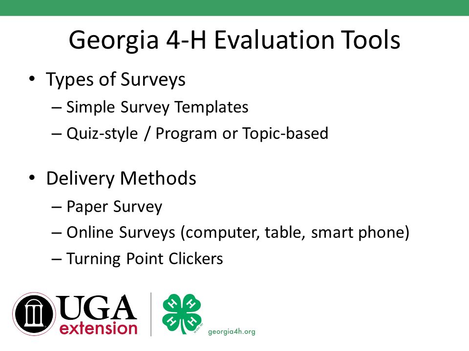 simple survey resources templates tabulation impact for novices