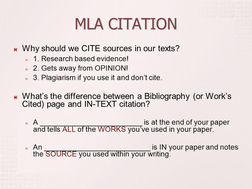 in essay citation