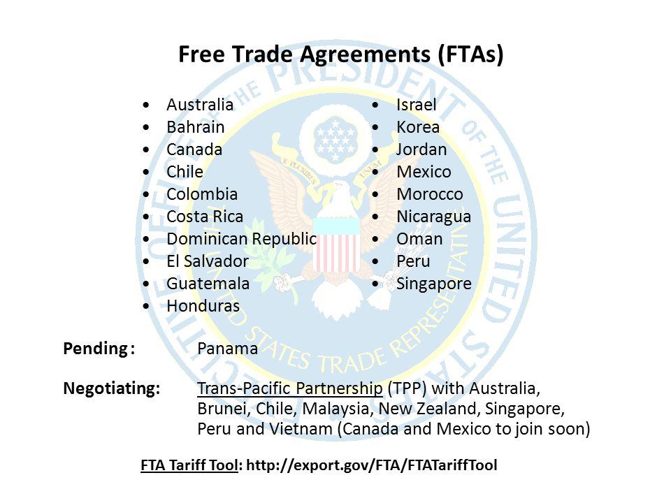 September 28 2012 Expanding Market Opportunities Through Trade