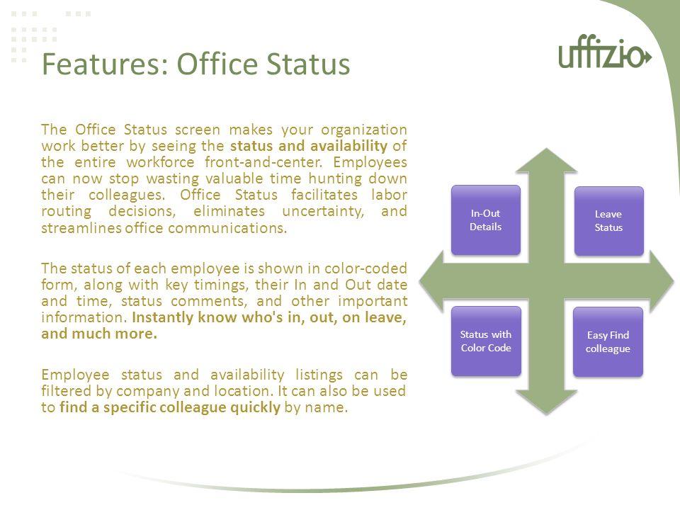 ars attendance record system uffizio india software consultants