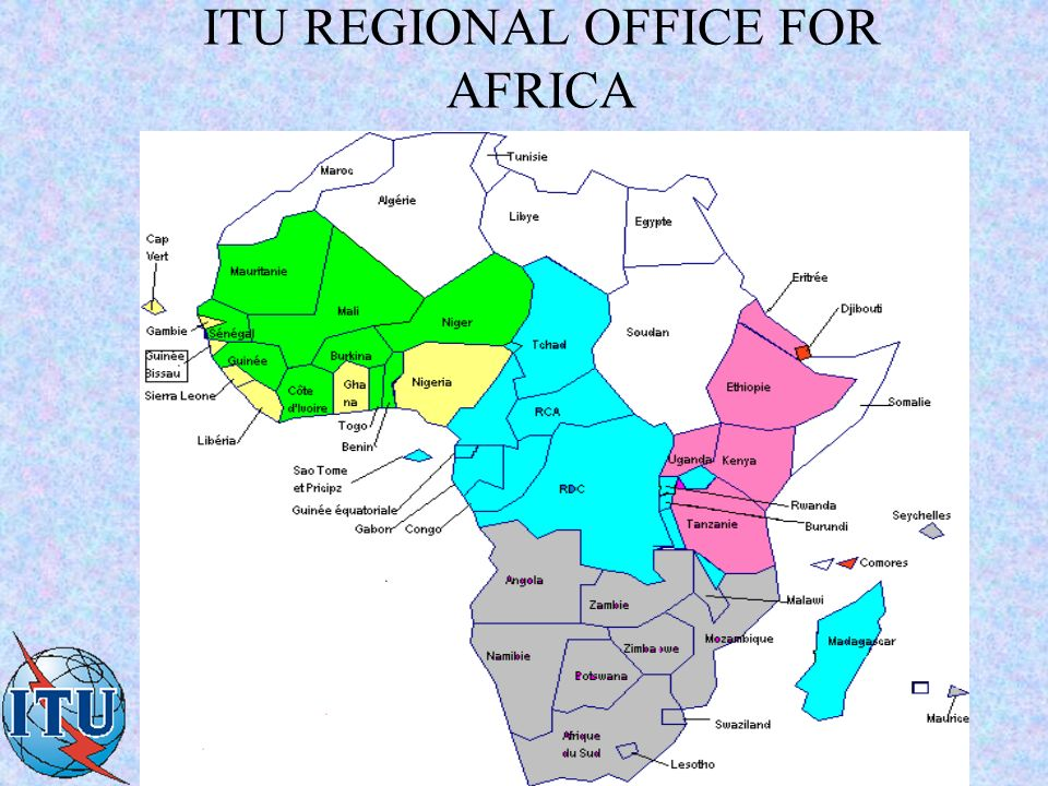ITU REGIONAL OFFICE FOR AFRICA