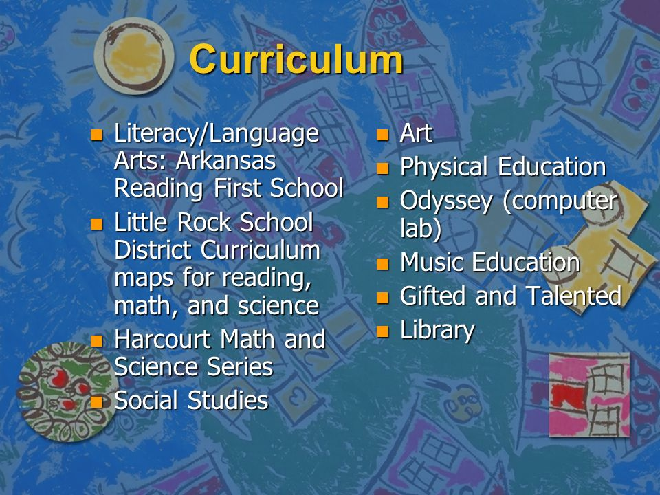 Mrs coopers kindergarten class martin luther king elementary 3 curriculum freerunsca Images