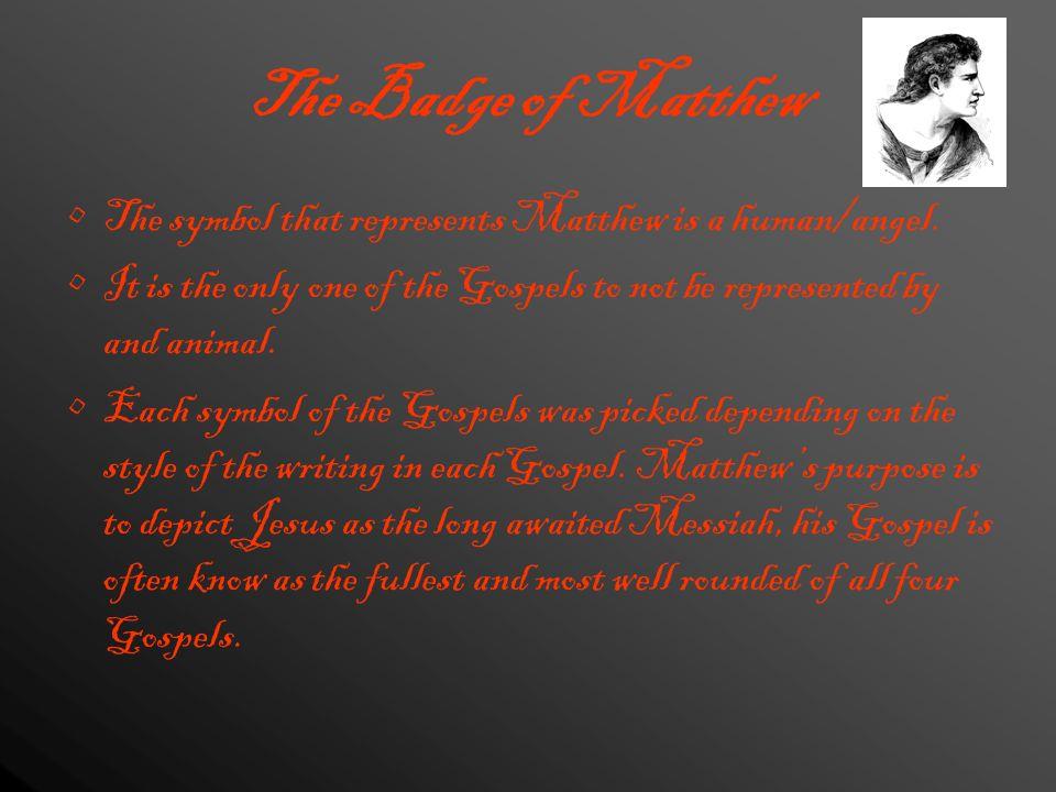 The Gospel Of Matthew By Pat Bivons Ryan Nolan Harrison Kunkel