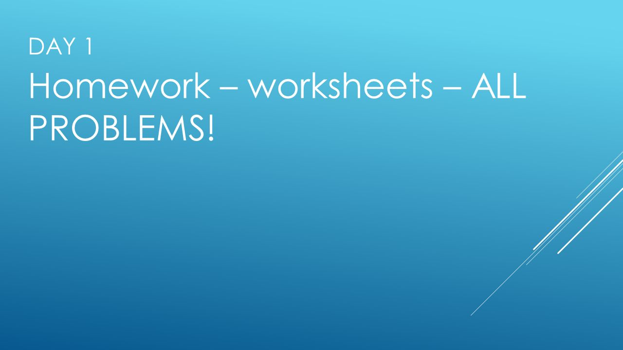 UNIT 1: LINEAR FUNCTIONS With a review of Algebra 1 Basics. - ppt ...