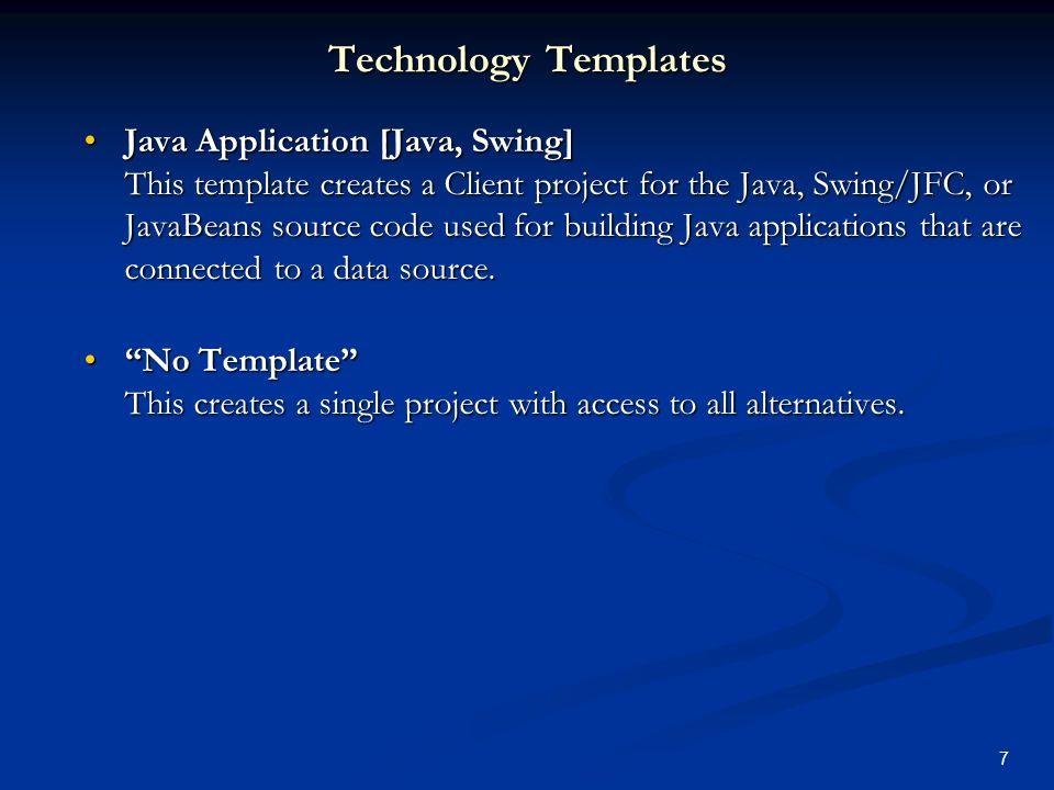 1 CHAPTER 1 OVERVIEW of JDEVELOPER. 2 Overview of JDeveloper ...