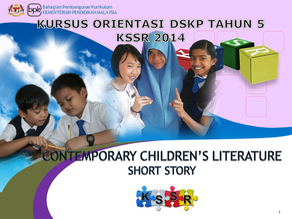 Bahagian Pembangunan Kurikulum Kementerian Pendidikan Malaysia Ppt Download