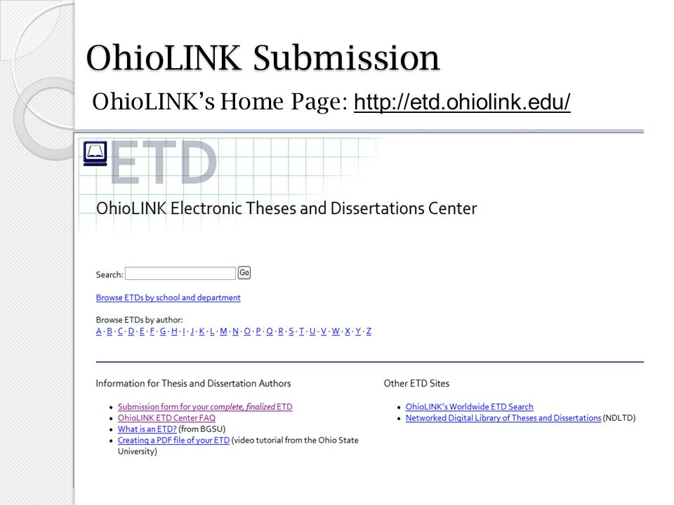 bgsu thesis submission