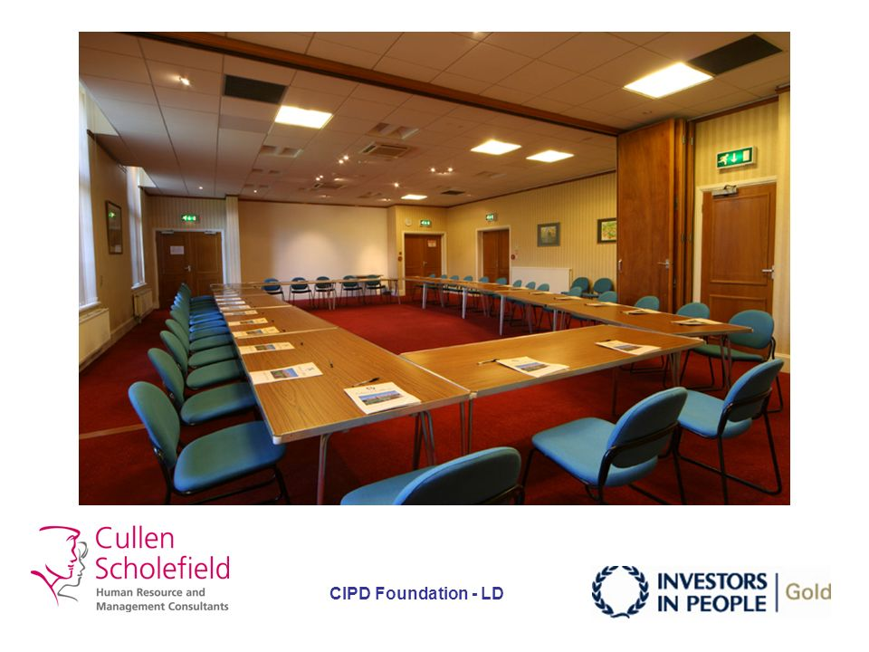 CIPD Foundation - LD