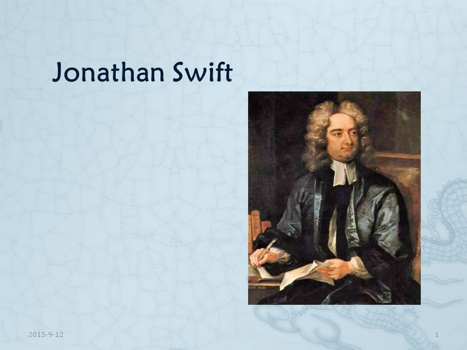 jonathan swift biography summary