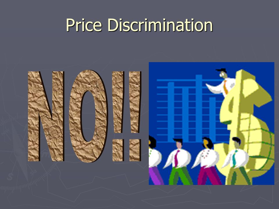Price Discrimination ► Do you think monopolies usually charge the same price to all of their customers