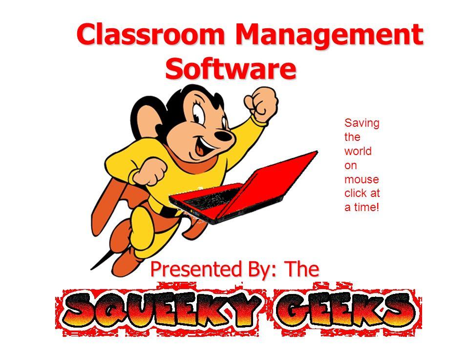 Classroom Management Software Classroom Management Software